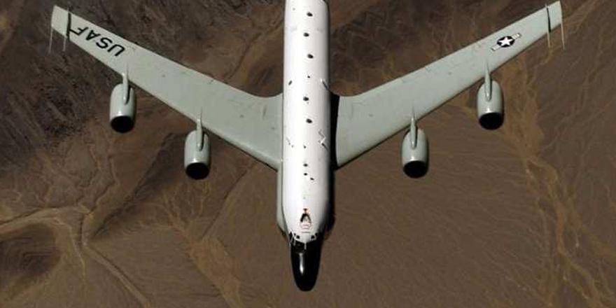 Rusya, Karadeniz'de uçuş yapan ABD keşif uçağının engellendiğini duyurdu