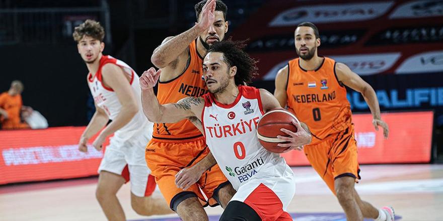 12 Dev Adam EuroBasket 2022 Elemeleri'ndeki ilk galibiyetini elde etti