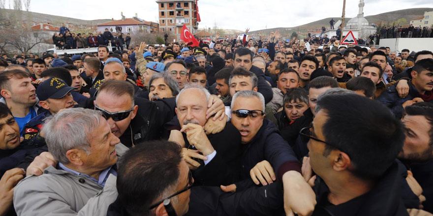 CHP lideri Kemal Kılıçdaroğlu'nu linç etmek isteyen saldırgan  Vahit Delibaş'dan pes detirten savunma
