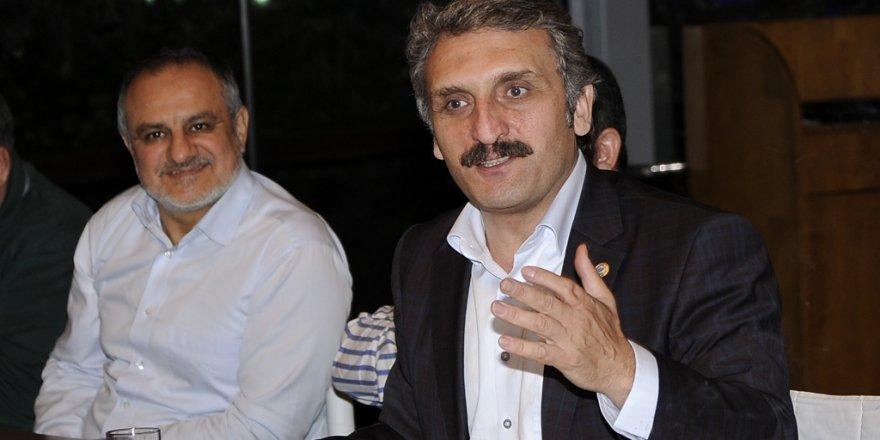 Bomba iddia... AK Parti İstanbul Milletvekili Ahmet Hamdi Çamlı'nın babası Ahmet Zeki Çamlı rant için ecdat yadigarı tarihi çeşmeyi yıktı