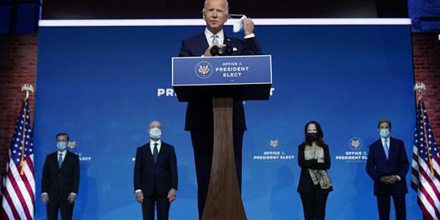 Joe Biden Hazine Bakanlığı için öneride bulundu