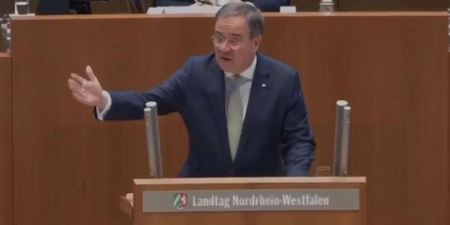 Kuzey Ren-Vestfalya Eyalet Başbakanı Armin Laschet'den Uğur Şahin'e övgü dolu sözler