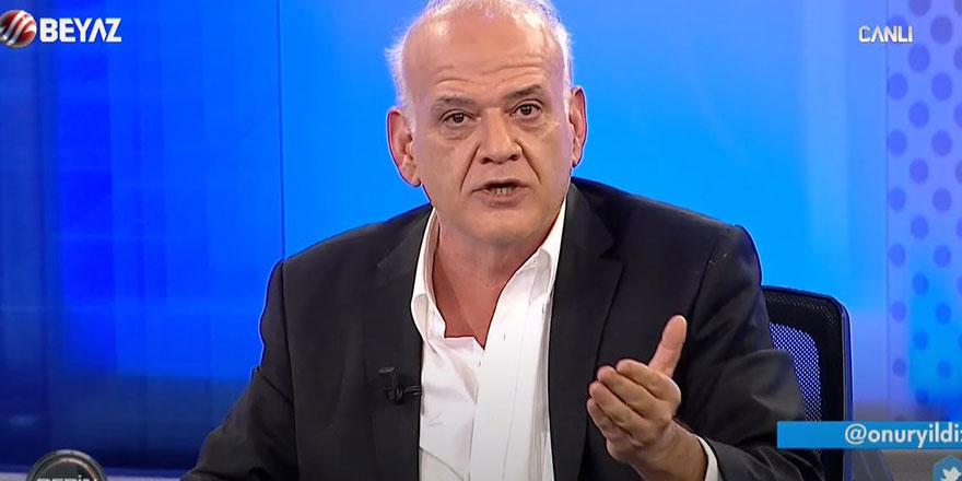 Ahmet Çakar'dan canlı yayında Rıdvan Dilmen'e olay sözler