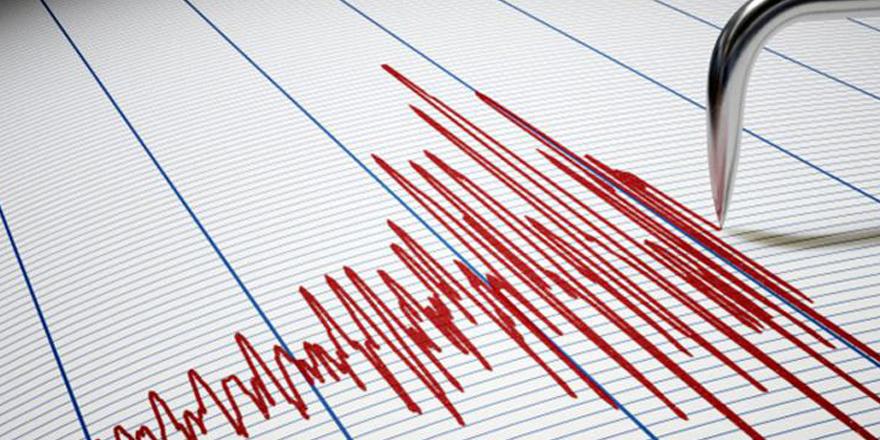Çınarcık'ta 3.2 büyüklüğünde deprem