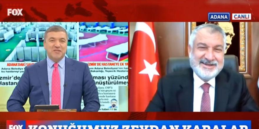 Adana Büyükşehir Belediye Başkanı Zeydan Karalar'ın son hali İsmail Küçükkaya'yı çok şaşırttı
