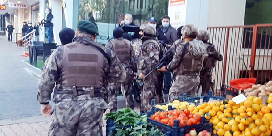 Kahramanmaraş'ta Muhammet Karataş teslim olmamak için polislere ateş açtı