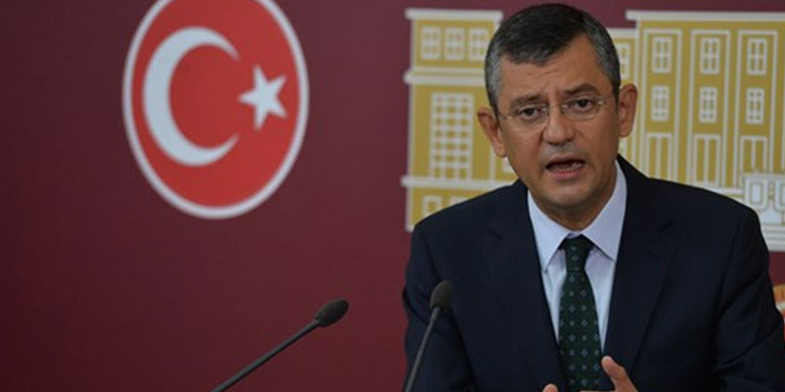 CHP'li Özgür Özer'den iktidara seçim çağrısı: Hodri meydan
