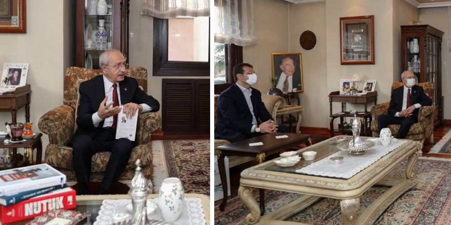 Kemal Kılıçdaroğlu'ndan Devlet Bahçeli'yi kızdıracak ziyaret