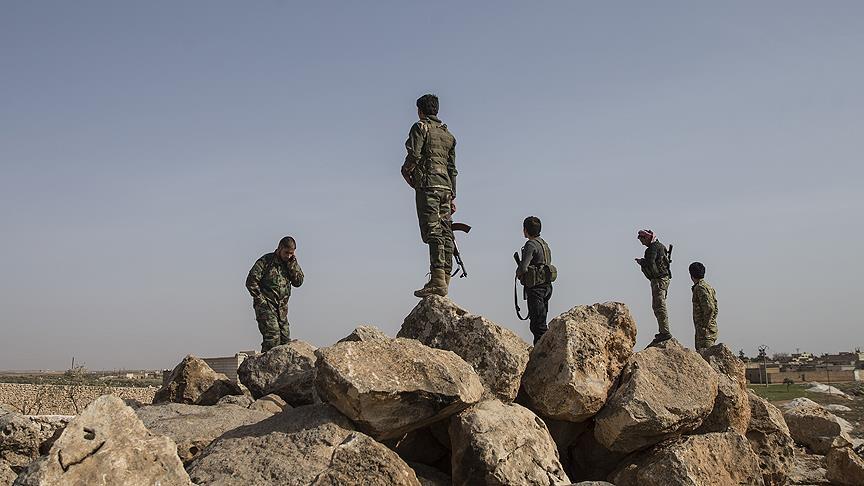Rakka için 'PYD/PKK tehdidi' uyarısı