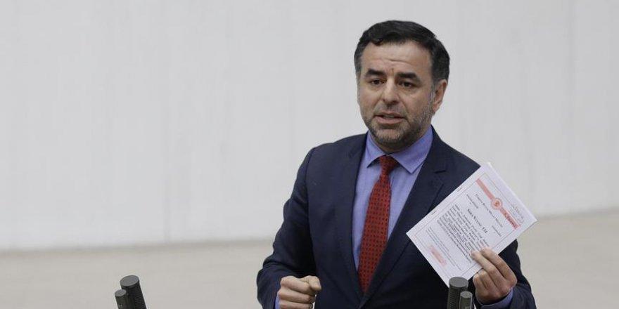 Eski CHP Milletvekili Yarkadaş'a hapis cezası