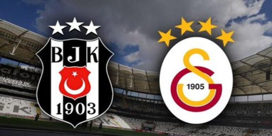 Beşiktaş-Galatasaray derbisi öncesinde takımlardaki son durum