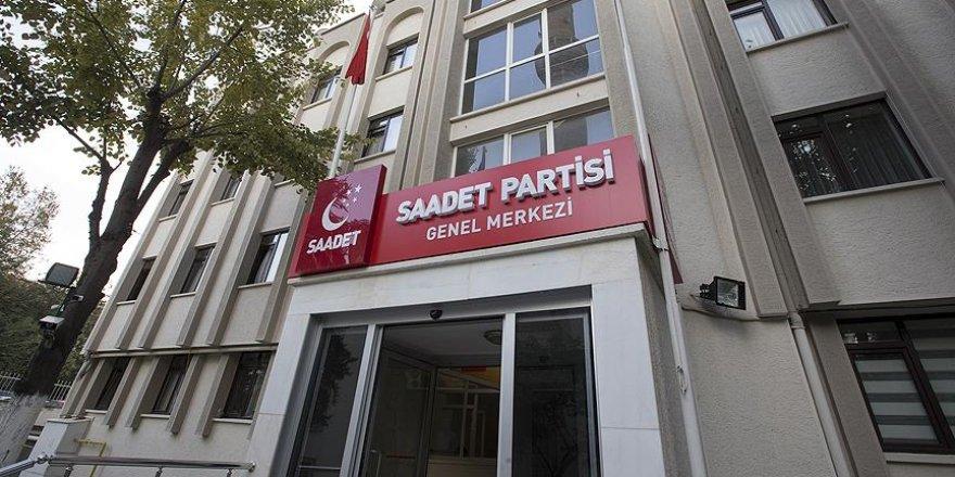 Saadet Partisi genel merkez binasını devredecek