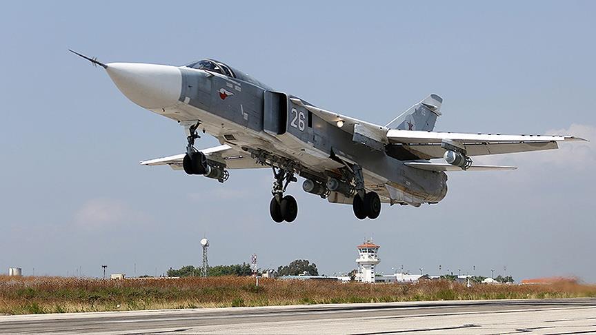 Rus jetlerinden NATO uçaklarına Karadeniz'de taciz