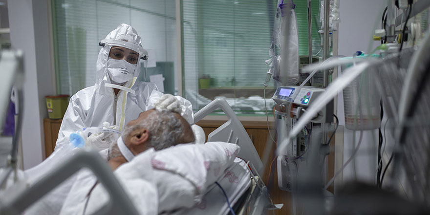 Korona virüs vaka sayıları açıklandı: 68 kişi hayatını kaybetti