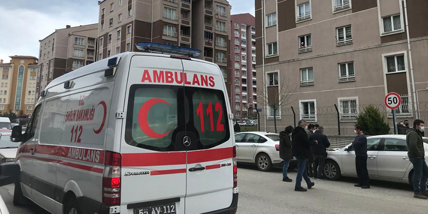Samsun'da bebek sesinden rahatsız olan komşular birbirine girdi!
