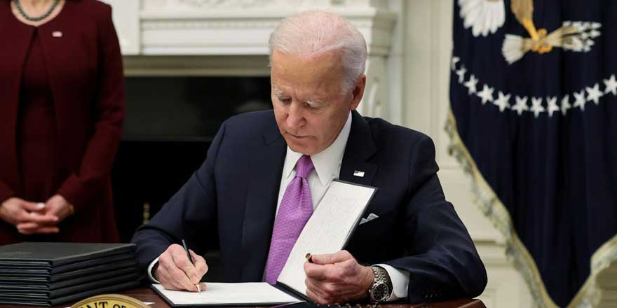 ABD Başkanı Joe Biden'ın ilk görüştüğü lider açıklandı