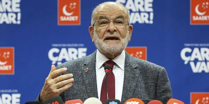 Cumhur İttifakı tartışmalarına Temel Karamollaoğlu'ndan yanıt