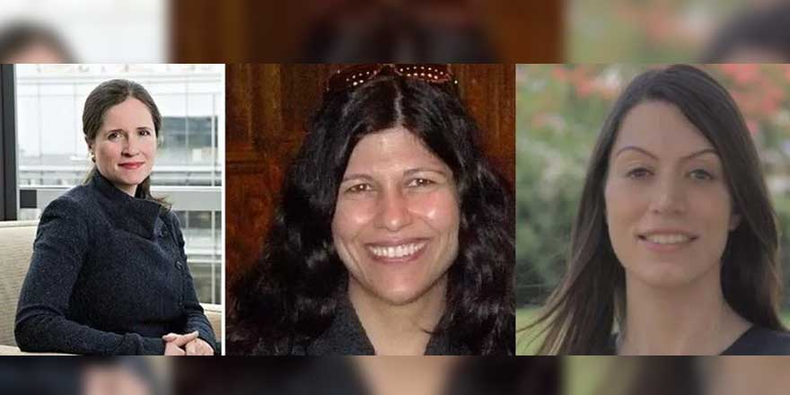 ABD Başkanı Joe Biden'ın yönetiminde 3 Türk kadına önemli görev