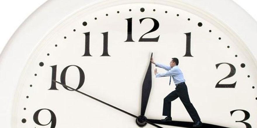 Yaz saatine karşı rekor imza!