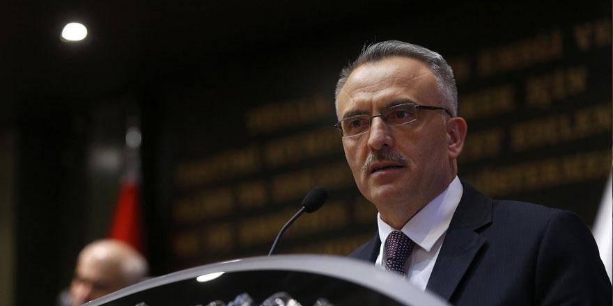 Erdoğan tarafından görevden alınan Naci Ağbal'dan yeni açıklama