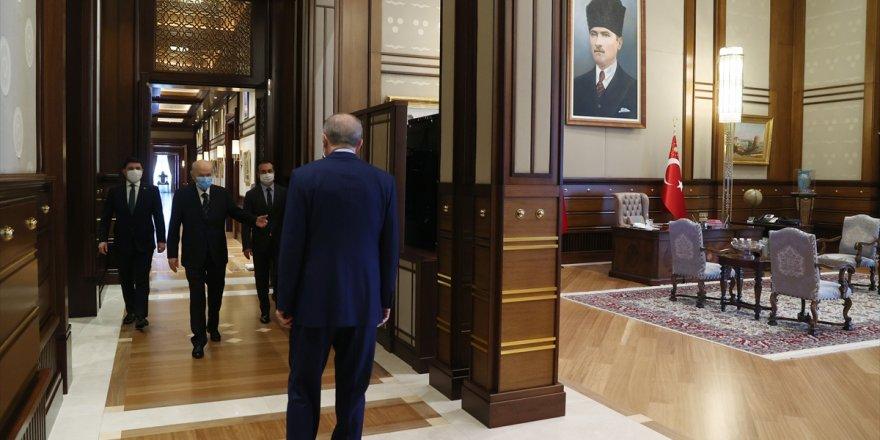 Erdoğan ile Bahçeli 1 saat görüştü! İki kritik konuda anlaştılar