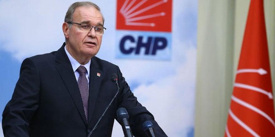 CHP'li Faik Öztrak'tan Danıştay'ın Andımız ile ilgili verdiği karara sert tepki