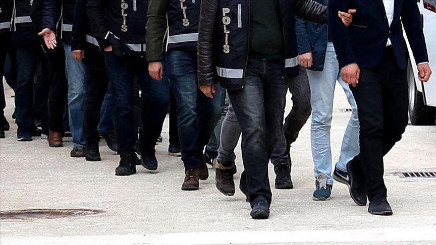 FETÖ operasyonunda 75 emniyet personeli hakkında gözaltı kararı