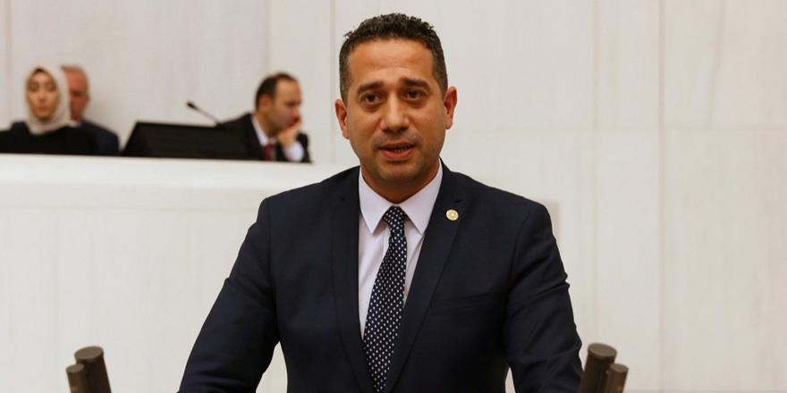 CHP'li  Ali Mahir Başarır'dan Adalet Bakanı Abdülhamit Gül'e sert çıkış: Ümitcan Uygun serbest bırakılırken...