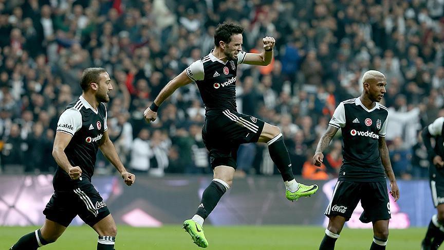 Beşiktaş zirveyi iyi savunuyor