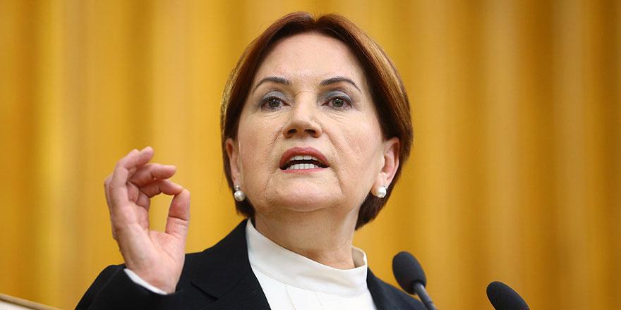 Meral Akşener'den Selçuk Özdağ açıklaması!