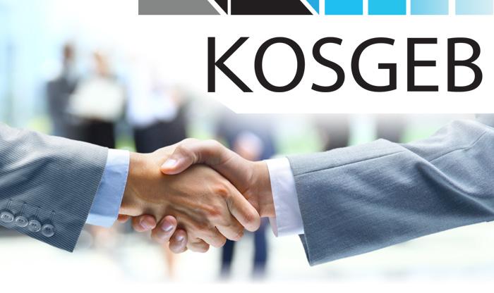 """KOSGEB'in """"50 bin liralık"""" destek ödemeleri başladı"""