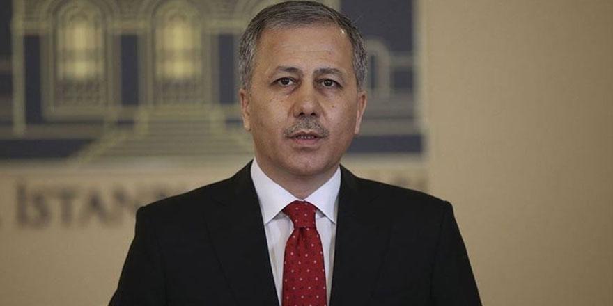 İstanbul Valisi Ali Yerlikaya'dan flaş korona açıklaması!