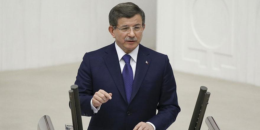 Gelecek Partisi Genel Başkanı Ahmet Davutoğlu Gara ile ilgili açıklama yaptı!