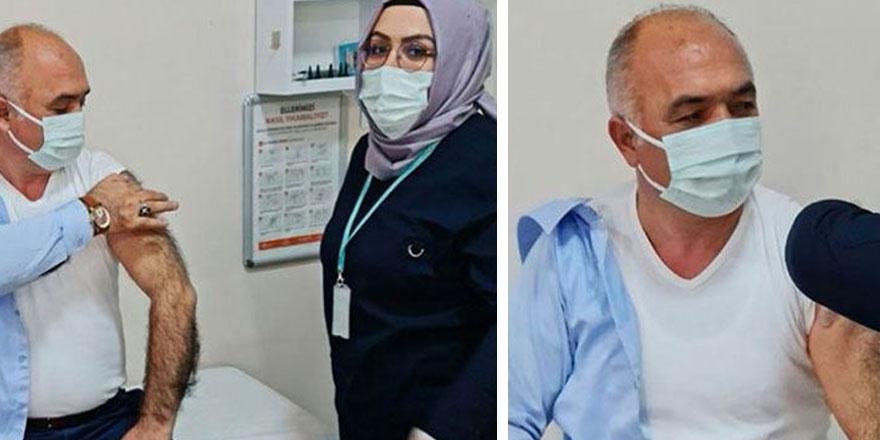 Çorum'un Dodurga ilçesinin AKP'li belediye başkanı Mustafa Aydın 52 yaşında olmasına rağmen...