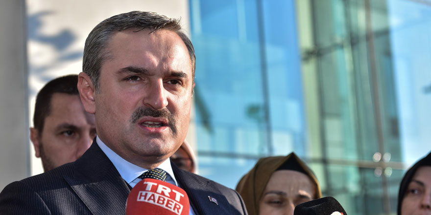 AKP İstanbul İl Başkanı Adayı belli oldu!