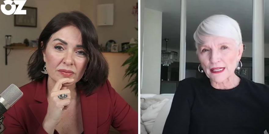 Elon Musk'ın annesi Maye Musk, Özlem Gürses'e konuştu