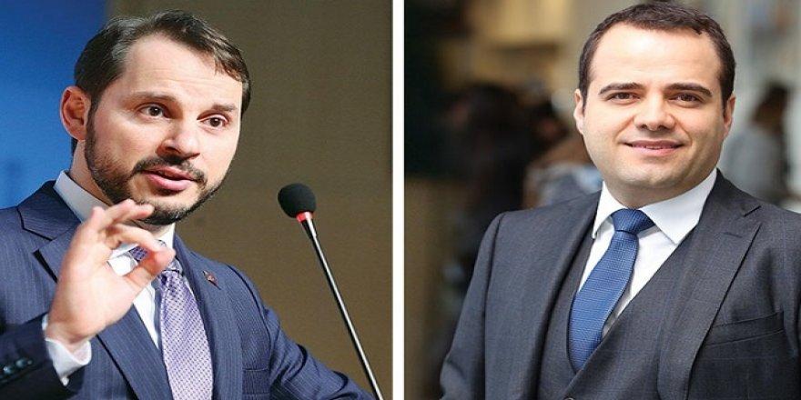 Ünlü ekonomist Özgür Demirtaş bakan olmak için Berat Albayrak'la mı görüştü? Bomba mesajlar ortaya çıktı