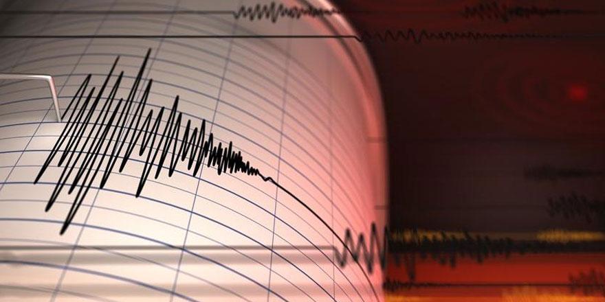 İzmir'de 3.8 büyüklüğünde deprem