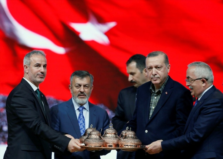 Erdoğan: Parlamentonun gensoru hakkı olmayacak