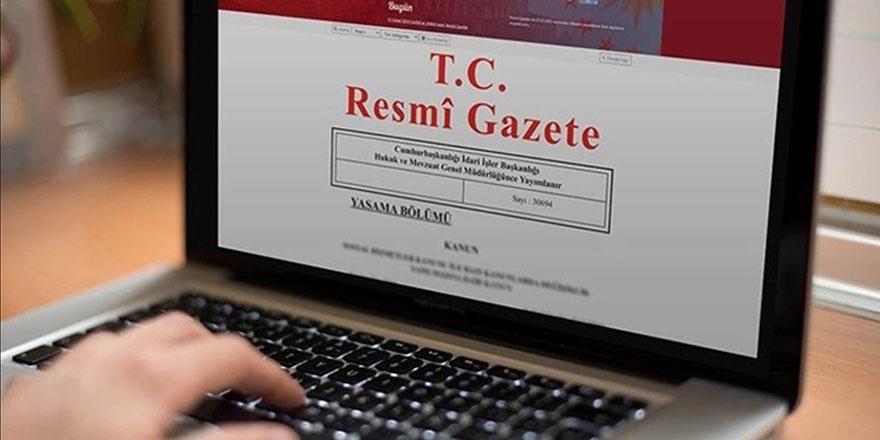 Cumhurbaşkanı Recep Tayyip Erdoğan'ın imzasıyla yeni atama kararları yayımlandı!
