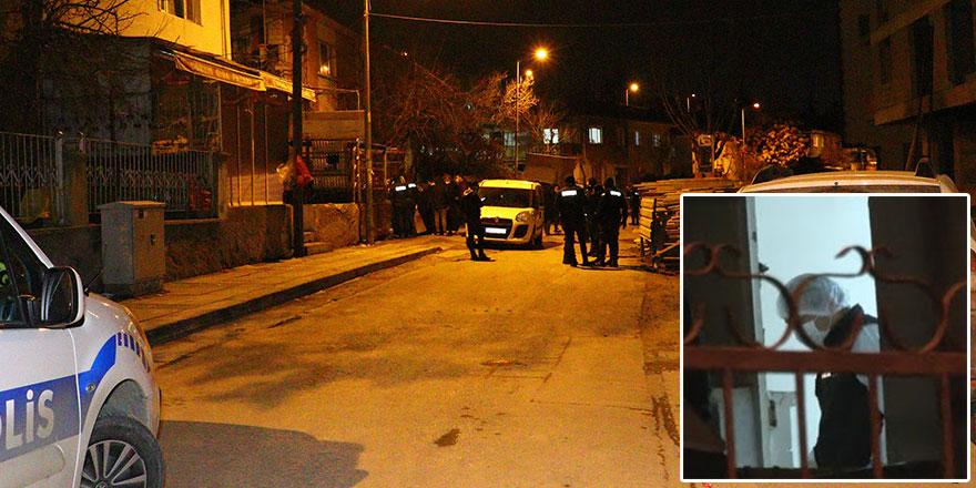 Ankara'da Irak uyruklu bir kadın evde ölü bulundu!