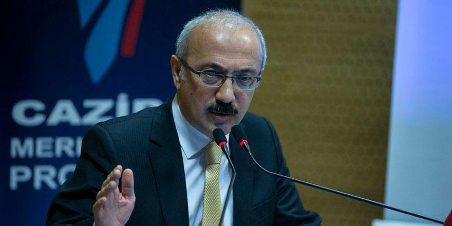 Doların yükselmesinin ardından Hazine ve Maliye Bakanı Lütfi Elvan'dan açıklama