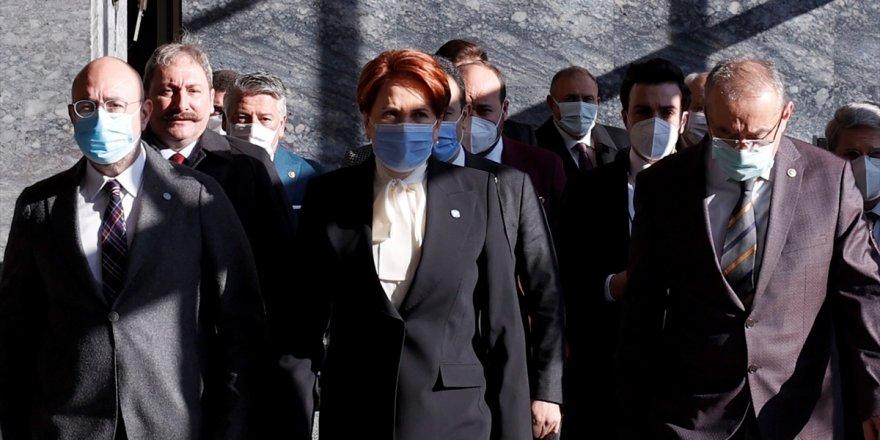 Meclis'e gelen fezlekelere ne diyecekler? İYİ Parti'den çok konuşulacak HDP çıkışı!