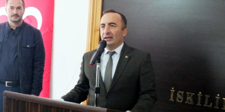 MHP'lilerden İskilip'in MHP'li Belediye Başkanı Ali Sülük hakkında suç duyurusu