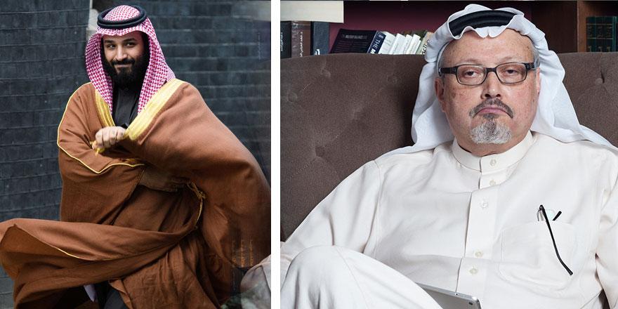 ABD istihbaratı Cemal Kaşıkçı cinayetine el attı!Dosyadan Muhammed bin Selman çıktı