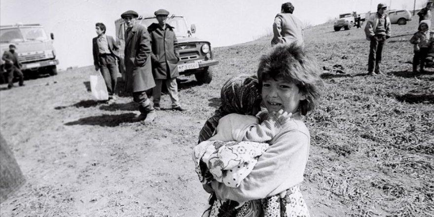 Dışişleri Bakanlığı'ndan Hocalı Katliamı mesajı