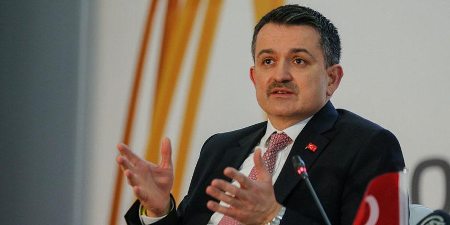 Tarım ve Orman Bakanı Bekir Pakdemirli: Üreticilere yapılacak destek ödemeleri başladı!