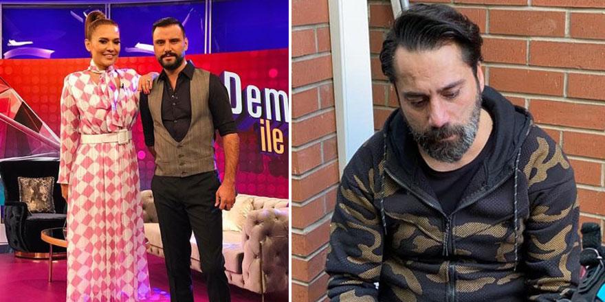Demet Akalın'dan Çılgın Sedat'a destek!