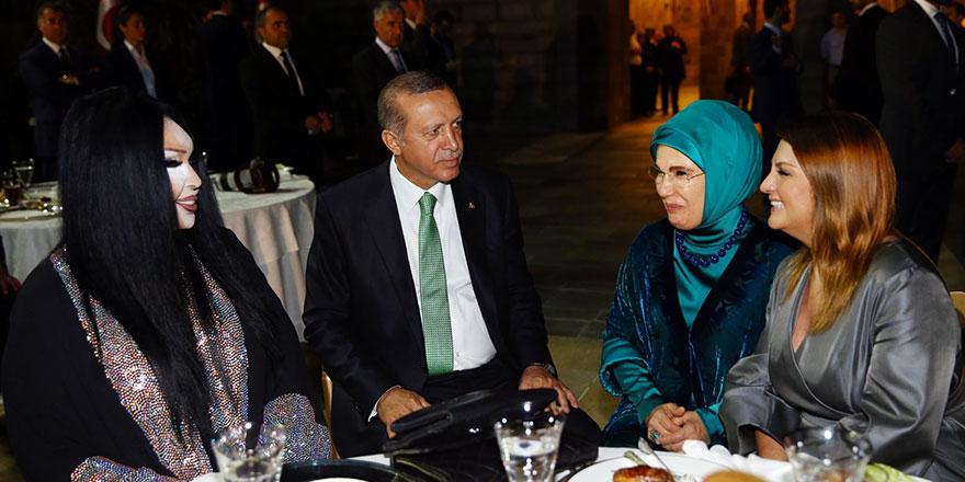 Bülent Ersoy'dan Cumhurbaşkanı Erdoğan'a doğum günü mesajı!