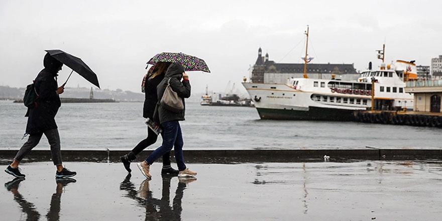 Meteoroloji'den flaş yağış uyarısı
